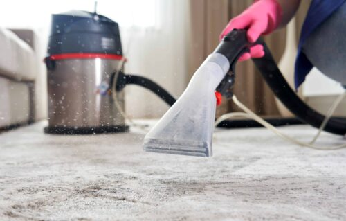 deluxe carpet cleaning advantages